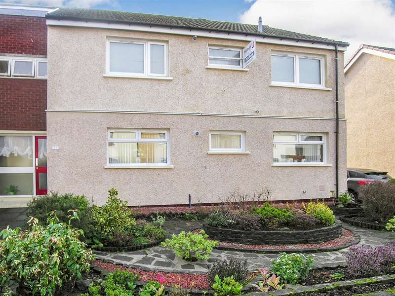 2 Bedrooms Flat for sale in Valeview, Stenhousemuir
