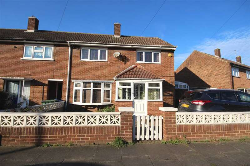 3 Bedrooms End Of Terrace House for sale in Fleethall Grove, Stifford Clays