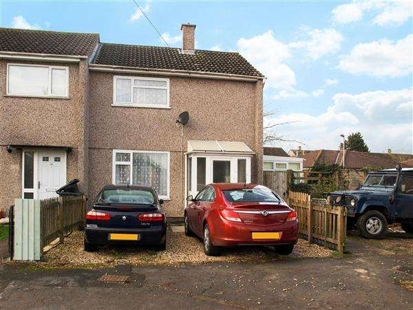 2 Bedrooms Terraced House for sale in Monkton Close, Swindon
