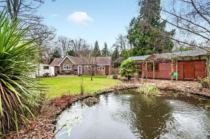 2 Bedrooms Detached Bungalow for sale in Haroldslea Drive, Horley, Surrey, RH6
