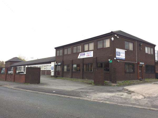 Commercial Property for sale in OFFICES, CROSS HOUSE, SUTTON ROAD, ST. HELENS, MERSEYSIDE