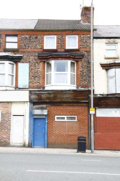 3 Bedrooms Terraced House for sale in Smithdown Road, Liverpool, Merseyside, L7