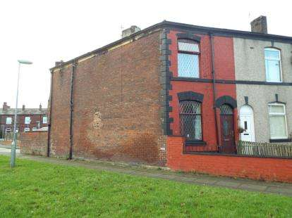 3 Bedrooms End Of Terrace House for sale in Lathom Street, Bury, Greater Manchester, BL9
