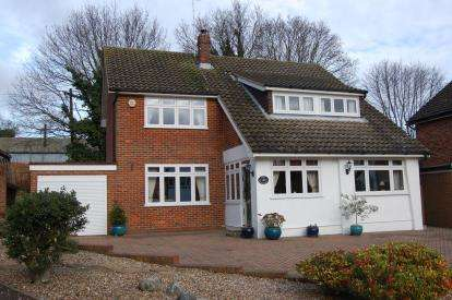 4 Bedrooms Detached House for sale in Brentwood, Essex