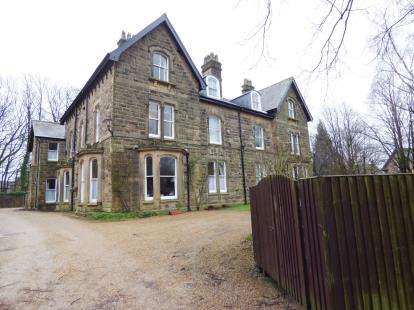 2 Bedrooms Flat for sale in Palace Mansions, 6 Marlborough Road, Buxton, Derbyshire