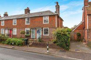 2 Bedrooms End Of Terrace House for sale in Hazelwood Cottages, Ticehurst, Wadhurst, East Sussex
