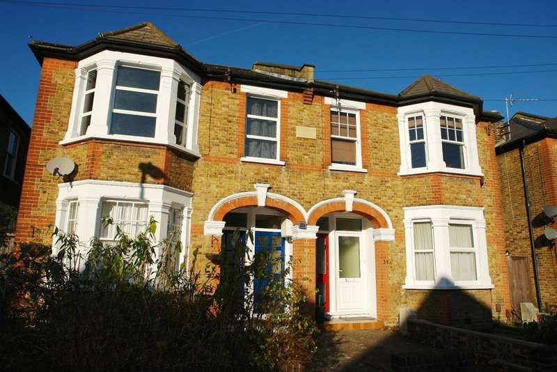 1 Bedroom Ground Maisonette Flat for sale in Broomfield Road, Surbiton