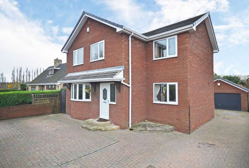 4 Bedrooms Detached House for sale in Field Lane, Thornes, Wakefield