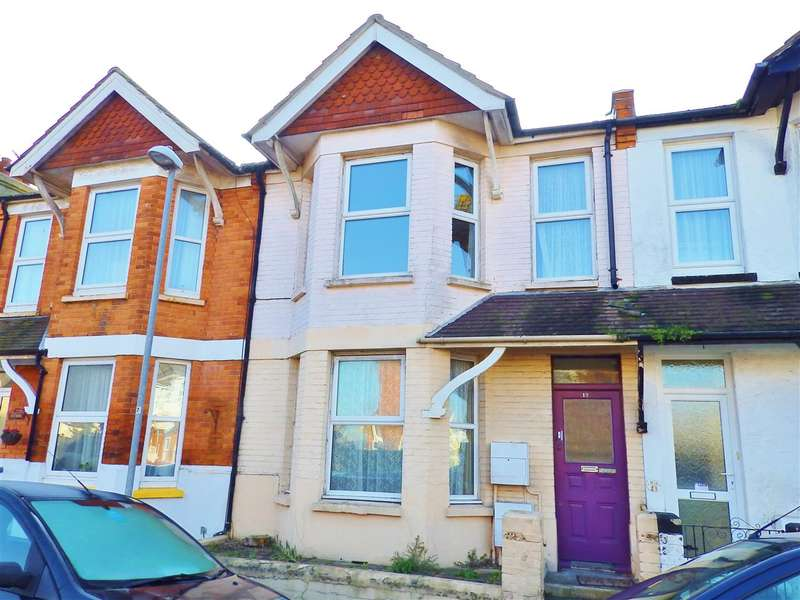 2 Bedrooms Apartment Flat for sale in First Floor Flat, 19 Belmore Road, Eastbourne
