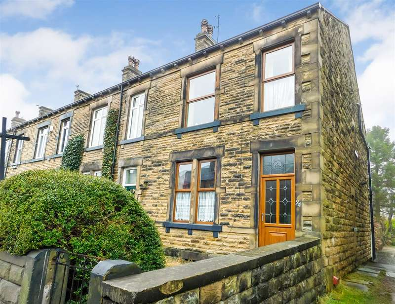 3 Bedrooms End Of Terrace House for sale in Scotchman Lane, Morley