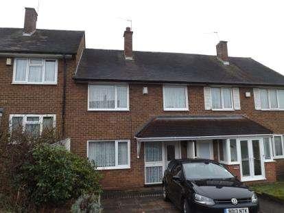 3 Bedrooms Terraced House for sale in Tarrant Grove, Birmingham, West Midlands