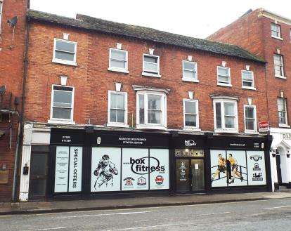 3 Bedrooms Flat for sale in The Tything, Worcester, Worcestershire, Uk