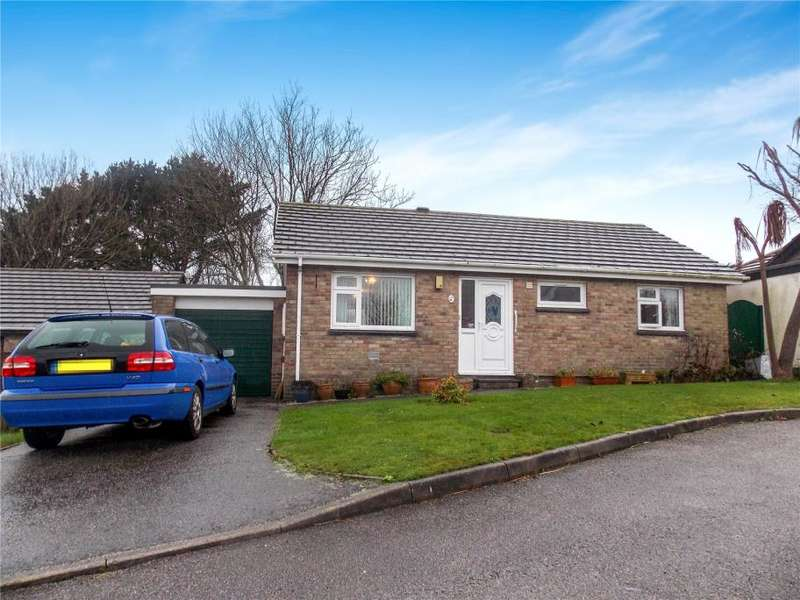 2 Bedrooms Detached Bungalow for sale in Little Treloweth, Pool, Redruth