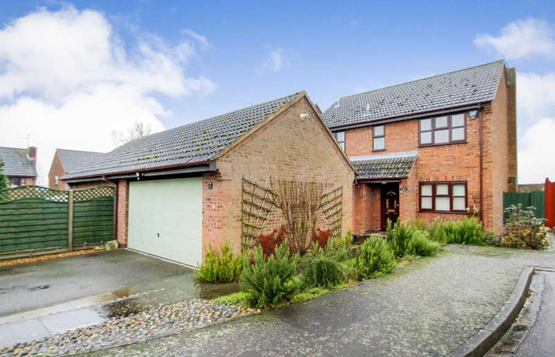 4 Bedrooms Detached House for sale in Cambridge Street, Wymington