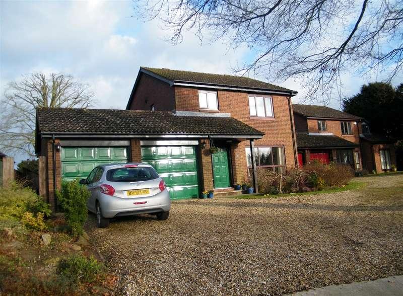 4 Bedrooms Property for sale in Greystones, Bromham, Chippenham