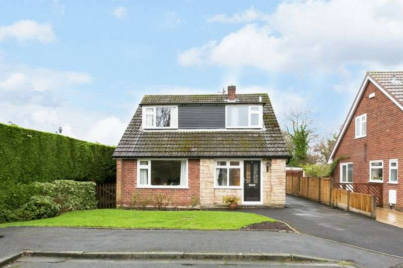 3 Bedrooms Detached House for sale in Lindley Drive, Parbold, WN8 7ED