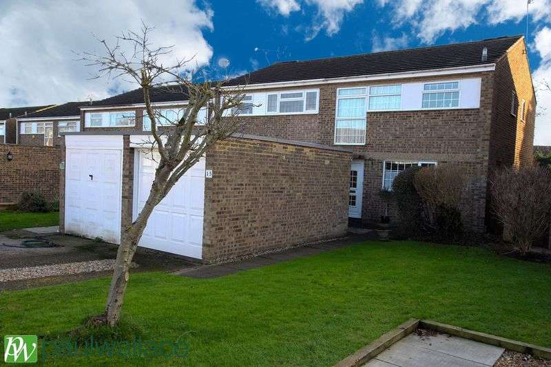 3 Bedrooms Semi Detached House for sale in Beyers Ride, Hoddesdon