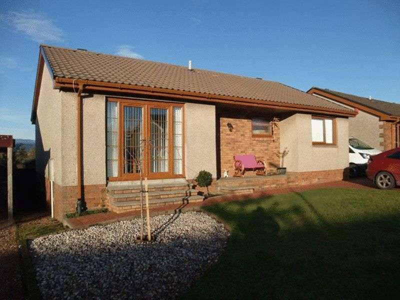 3 Bedrooms Detached Bungalow for sale in Golf View, Lochgelly