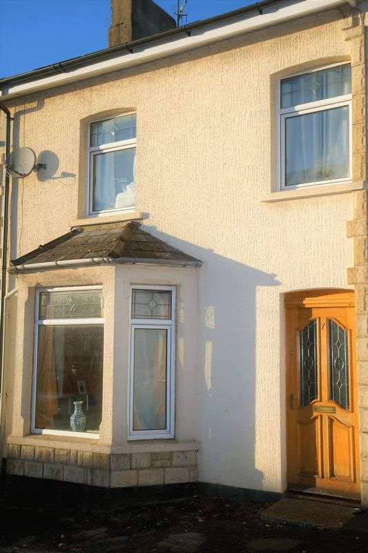 3 Bedrooms Terraced House for sale in Yew Tree Terrace, Croesyceiliog, Cwmbran