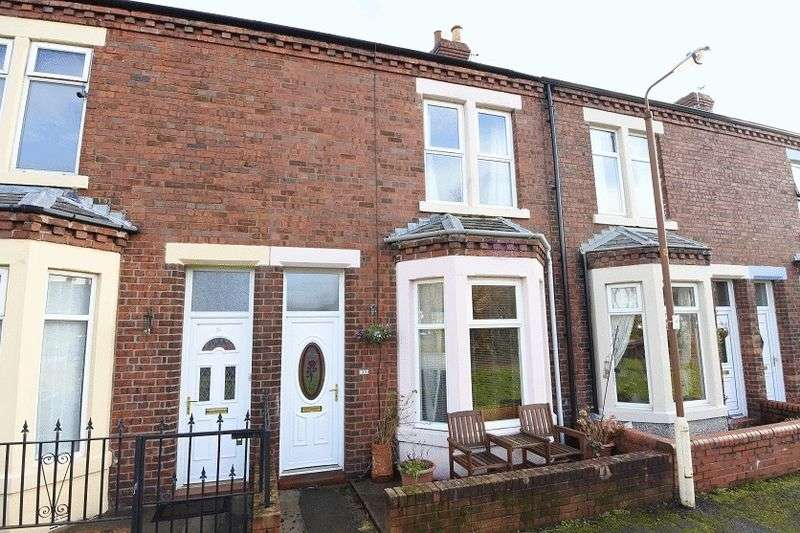 3 Bedrooms Terraced House for sale in Arthur Street, Carlisle