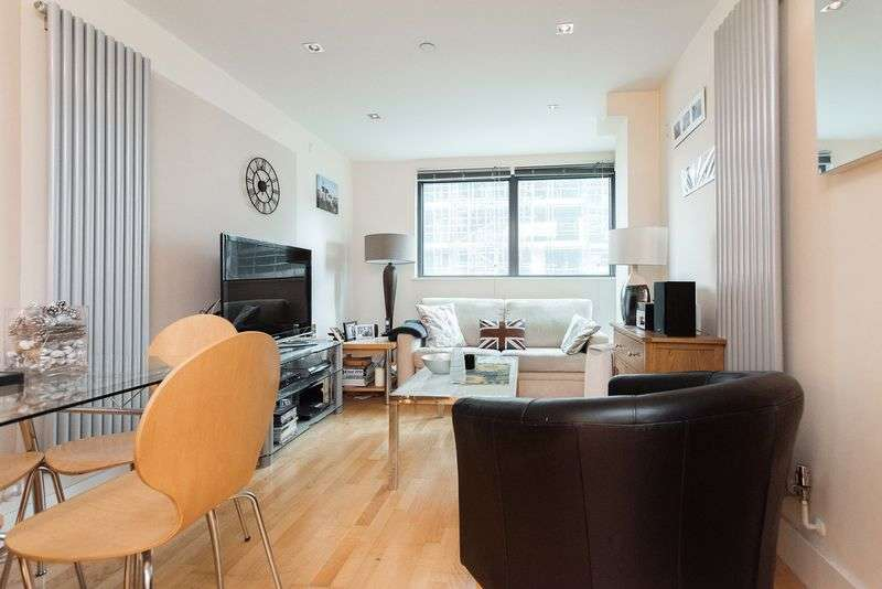 1 Bedroom Flat for sale in 41 Millharbour, London