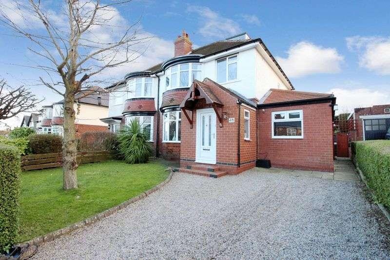 3 Bedrooms Semi Detached House for sale in Scholes Park Road