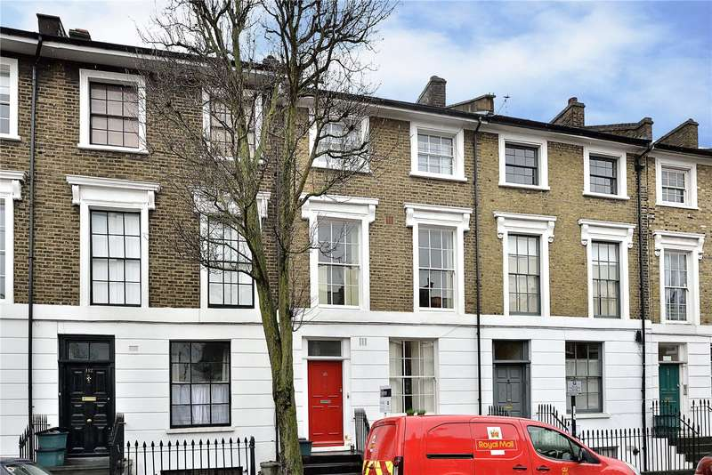 2 Bedrooms Flat for sale in Offord Road, London, N1