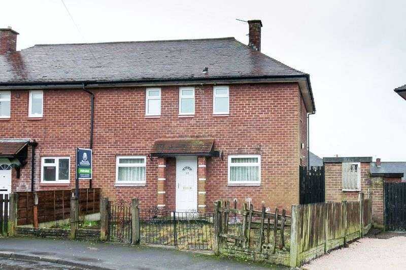 3 Bedrooms Semi Detached House for sale in Ullswater Road, Chorley, PR7 2JB