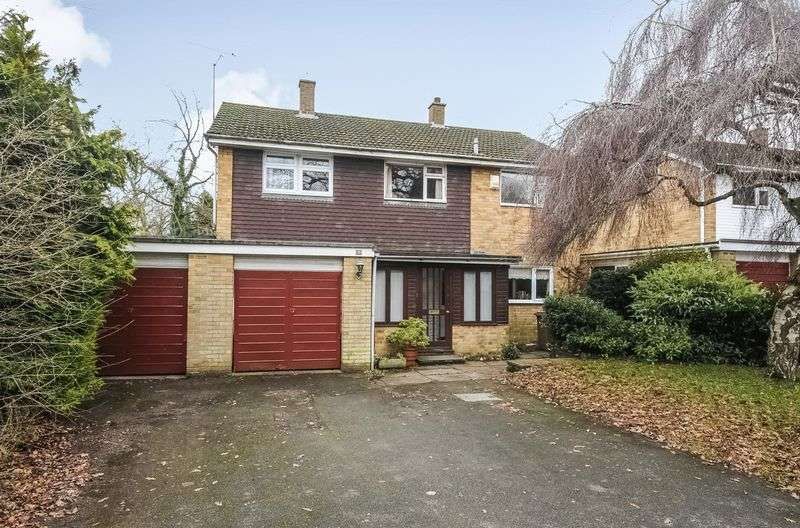 4 Bedrooms Detached House for sale in Norwood Avenue, Abingdon