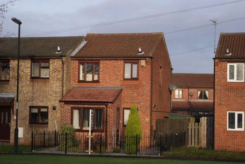 3 Bedrooms House for sale in Moor View Walk, Camperdown, Newcastle Upon Tyne