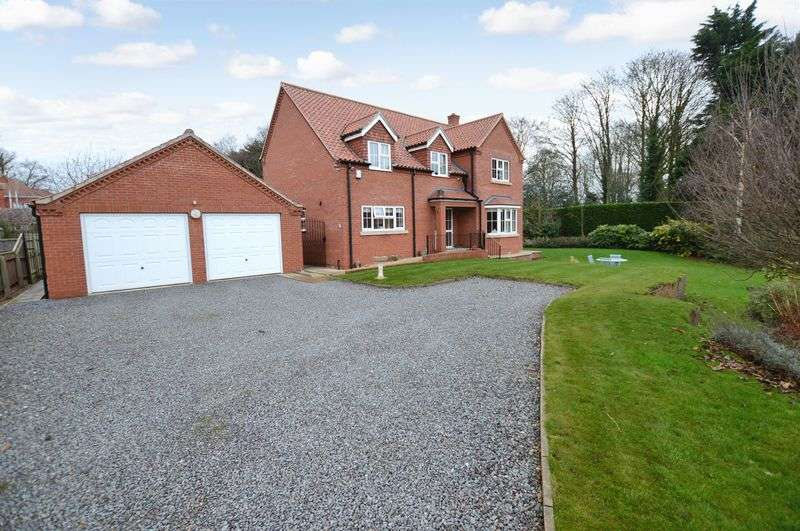 4 Bedrooms Detached House for sale in Gardener's End, 3a Butt Lane, Tattershall