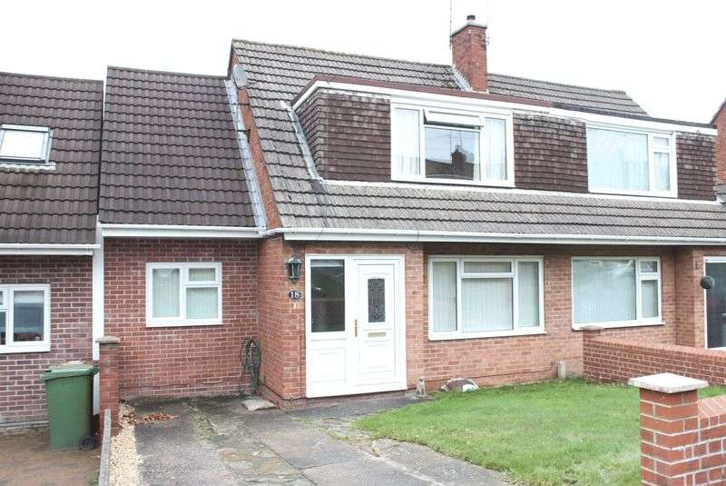 4 Bedrooms Semi Detached House for sale in Moorland Drive, Central Plympton, Plymouth