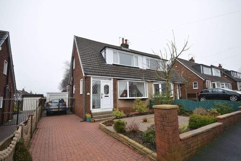 2 Bedrooms Semi Detached House for sale in Devonshire Road, Rishton