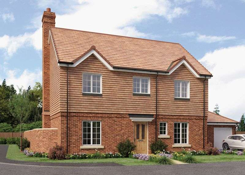 4 Bedrooms Detached House for sale in Plot 11 - The Hemingway, Walnut Meadow