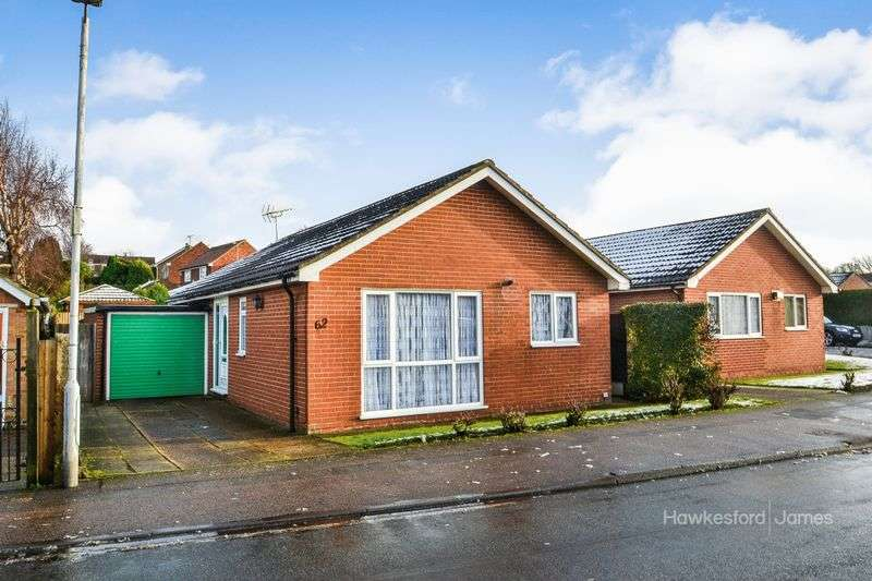 2 Bedrooms Detached Bungalow for sale in Playstool Road, Newington, Sittingbourne