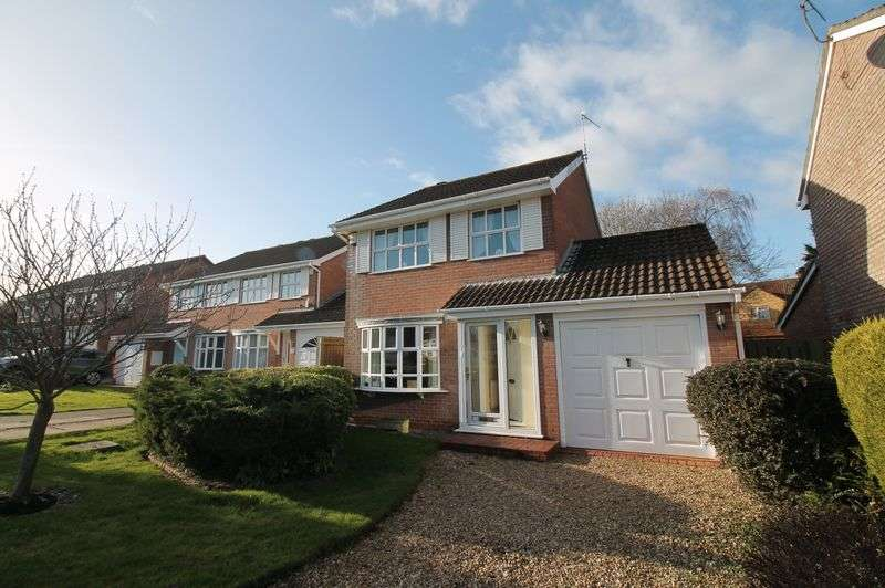 3 Bedrooms Detached House for sale in Stoneberry Road, Whitchurch, Bristol, BS14