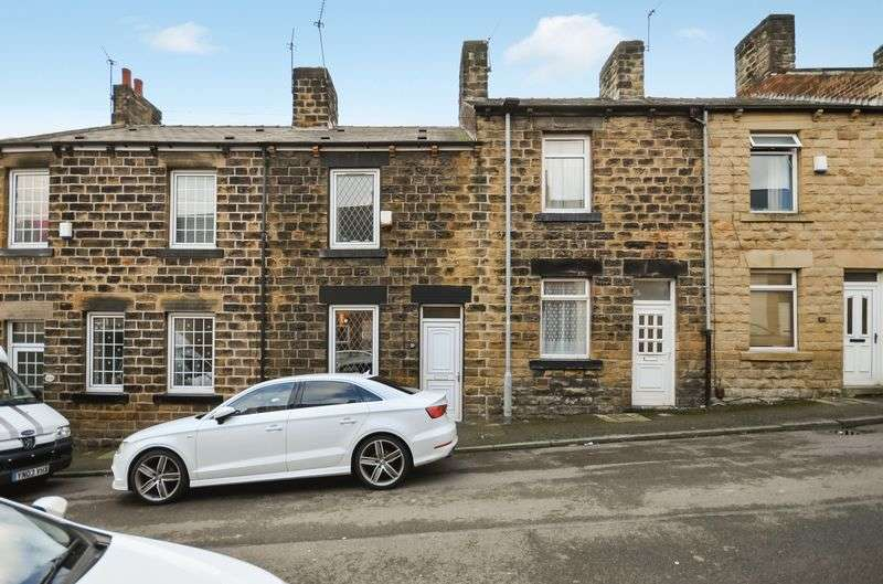 2 Bedrooms Terraced House for sale in 35 Melville Street, Wombwell, Barnsley, S73 8HJ
