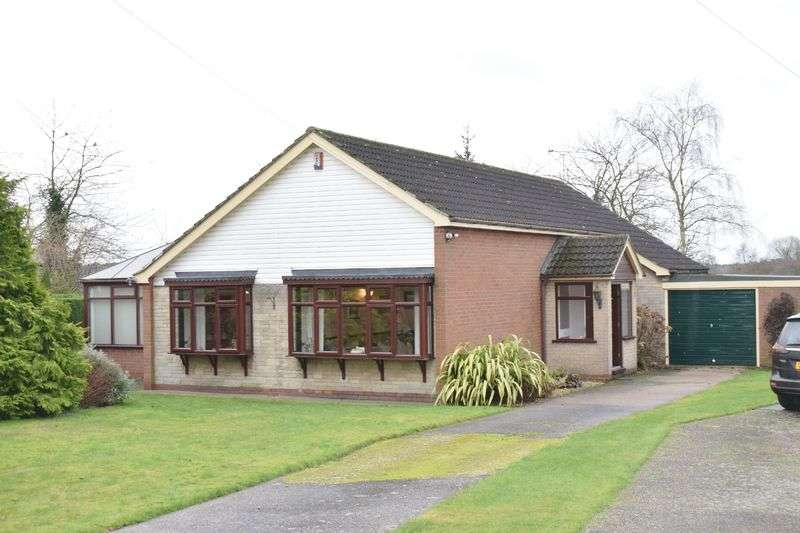 3 Bedrooms Detached Bungalow for sale in Morton Road, Laughton