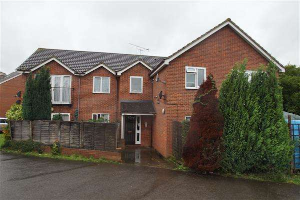 1 Bedroom Apartment Flat for sale in Bower Court, Cippenham