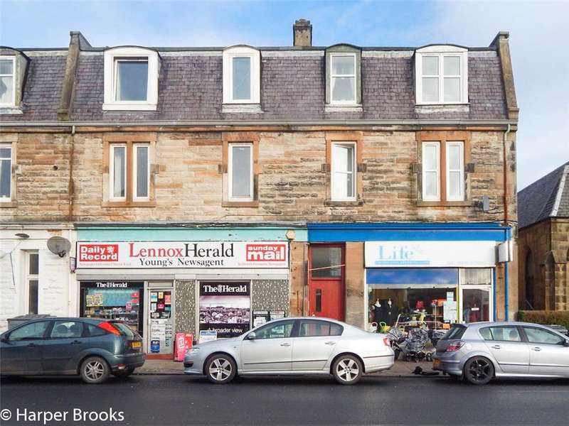 2 Bedrooms Apartment Flat for sale in East King Street, Helensburgh, Argyll and Bute, G84