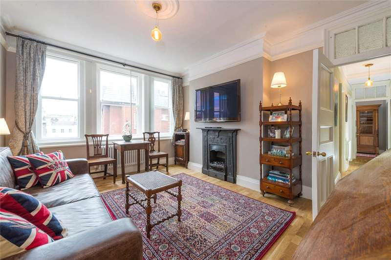 1 Bedroom Apartment Flat for sale in Newman Street, London, W1T