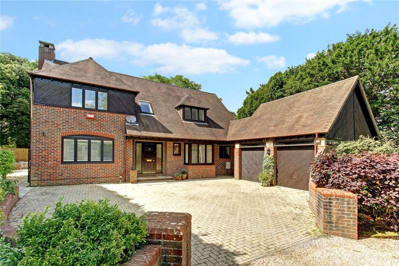 4 Bedrooms Detached House for sale in Speen Lane, Speen, Newbury, Berkshire, RG14