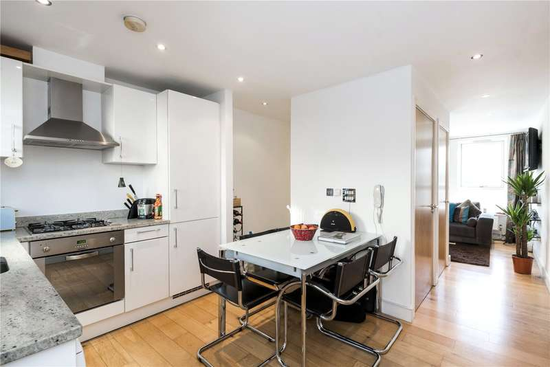 2 Bedrooms Flat for sale in Regal Building, 75 Kilburn Lane, London, W10