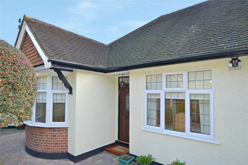 2 Bedrooms Semi Detached Bungalow for sale in Montpelier Road, Purley