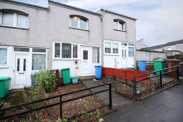 2 Bedrooms Terraced House for sale in Deas Road, Inverkeithing, Fife, KY11 1BH