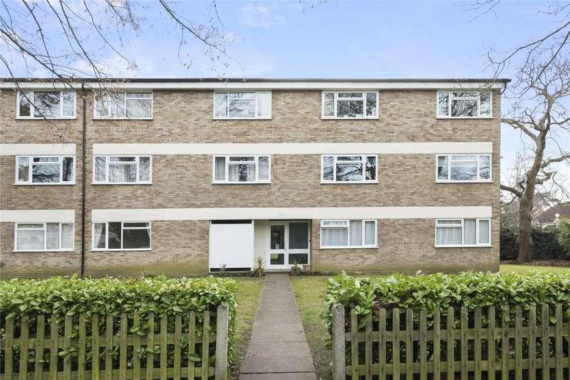 1 Bedroom Flat for sale in St. Marys, Victoria Road, Weybridge, Surrey, KT13