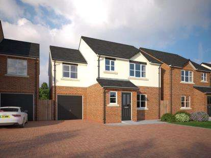 4 Bedrooms Detached House for sale in The Common, Knowle Lane, Buckley, Flintshire, CH7