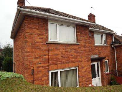 3 Bedrooms Semi Detached House for sale in Moorfields, Holway, Holywell, Flintshire, CH8