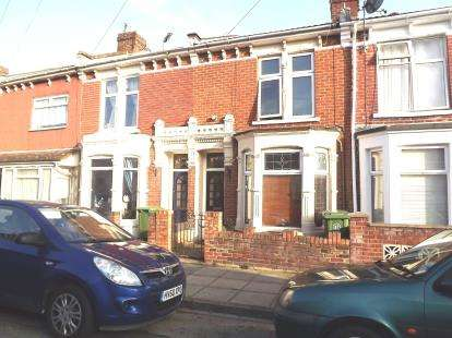 3 Bedrooms Terraced House for sale in Portsmouth, Hampshire, English