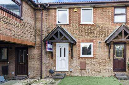 2 Bedrooms Terraced House for sale in Redbridge, Southampton, Hampshire